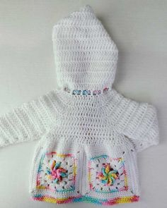 Picture of Pinwheel Baby Layette