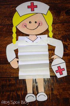 Community helper crafts for kindergarten Kindergarten Crafts, Preschool Activities, Space Activities, Alphabet Activities, Community Helpers Crafts, Nurse Crafts, Art For Kids, Crafts For Kids, Community Workers