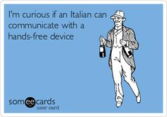 Italian e cards