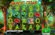 Magic Gems ilmainen kasino kolikkopeli on hämmästyttävän kaunis kolikkopeli jossa pelaaja sulkeutua uskomattomaan mailmaan. Tämän pelin pääaihe on satunnainen maailma jossa asuvat haltiataret ja siellä on paljon kalleuksia arvoesineitä. Leander Games joka on tämän pelin kehittäjä keksivät parhaat ilmaiset video kolikkopelit. Siis jokainen voi pelata peliä ja hänen ei täydy tuhlata paljon rahaa.
