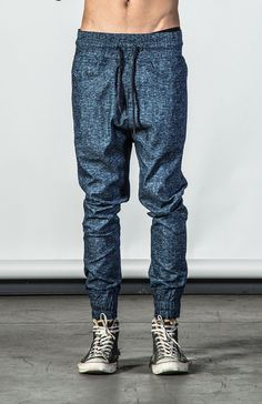 Fake Jean - Thing Thing : Pants | Needles and Threads Shop online at www.needlesandthreads.co.nz