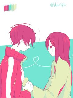Kagerou Project -Ayano & Shintaro