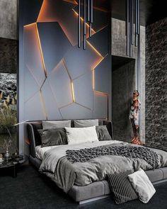 home decor bedroom design Luxury Bedroom Design, Home Room Design, Dream Home Design, Master Bedroom Design, Home Decor Bedroom, Home Interior Design, Bedroom Ideas, Luxury Interior, Modern Luxury Bedroom