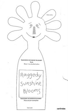 rag doll flower 1