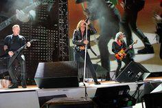 Mexico City, Mexico - March 5, 2017 - Metallica