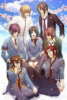 top image (size pixels) and bottom image (size pixels) Anime Love, Anime Guys, Tous Les Anime, Kamigami No Asobi, Mermaid Melody, Gekkan Shoujo, Butler Anime, Kaichou Wa Maid Sama, Anime Fairy
