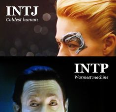 INTJ & INTP, It's also Star Trek, which makes this even more awesome