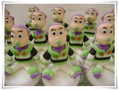Buzz Baby - Toy Story | Paula Minotti*BISCUIT* | 18EA6A - Elo7