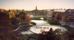 00-SLA_Hans-Tavsens-Park_Fall « Landscape Architecture Works | Landezine