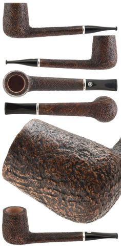 Ultralight Canadian Sand No. 15011 weighs only Material: Briar Algerian, Mouthpiece: Cumberland rod Ring: Sterling Silver 925, Filter: None Length: 144,8 mm Bowl height: 44,8 mm, Bowl diameter: 35,9 mm Chamber depth: 37,9 mm, Chamber diameter: 20,0 mm Weight: 32 g, Grade: XO This pipe is available, for further information please contact me at  clientele@janpipes.cz or http://janpipes.cz/new-pipes/
