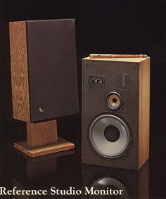 Infinity Reference Studio Monitor Speakers