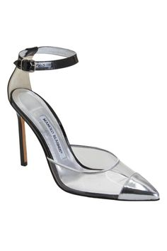 Love the representation of multiple trends in one shoe