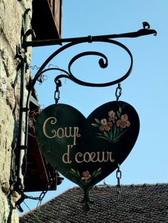Wonderful sign/enseigne in Yvoire, France. Yvoire, Blade Sign, Storefront Signs, French Signs, Different Signs, Pub Signs, Business Signs, Store Signs, Advertising Signs