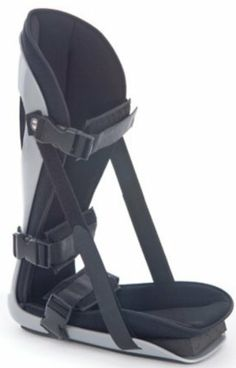 Adjustable Night Splint, XL by United Surgical. $22.95. Lightweight, sturdy, one-piece flexible shell.. Adjusts from 10° to 90° dorsi-flexion.. Adjustable flexion straps provide a gentle stretching of the plantar fascia and Achilles tendon.. Cool foam liner, padded calf and ankle straps for additional comfort.. Please see alternate images above for SIZING and additional description information. INDICATIONS: Plantar fasciitis, Achilles tendonitis and other lower extremity ove...