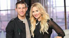 Demi Lovato& Nick Jonas