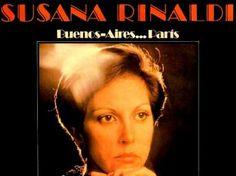 La cantante argentina Susana Rinaldi acaba de volver a París, esta…