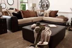 York Corner Sofa from Harvey Norman Ireland