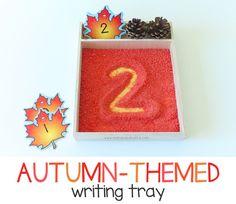 Autumn-Themed Writin
