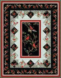 The Cardinal Rule Quilt Kit