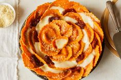 Get Ravioli Rose Pie Recipe from Food Network