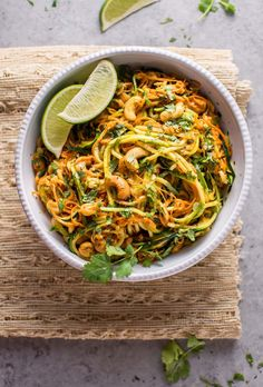 These 15 minute garlic lime cashew zoodles are a super easy and healthy vegan meal option. This is a snap to make, and the sauce is addictive! This recipe ended up being a bit of a spur of the moment thing, but it all worked out. I originally envisioned this to be a cold salad,...Read More »