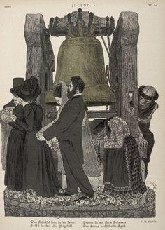 Jugend Zeitschrift Nr. 52, 1899