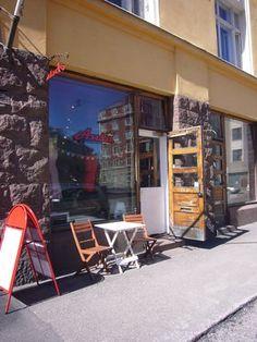 Ansa second hand & vintage, Fleminginkatu 8, Helsinki, ma-pe 12-18, la 12-16