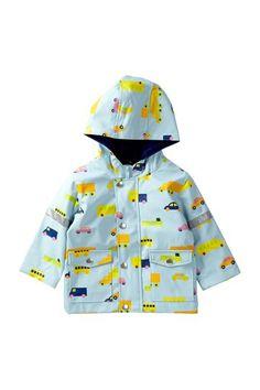Vehicle Raincoat (Baby Boys) by Marimekko on @HauteLook
