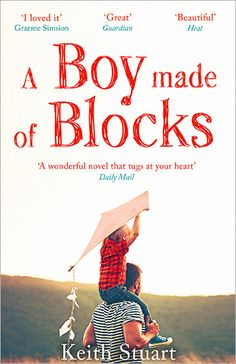 Keith Stuart is the debut author of Richard and Judy Book Club pick A Boy Made of Blocks, although ordinarily his background is in games. Books To Read, My Books, Great Books, So Little Time, Book Review, Book Worms, The Book, Novels, Reading