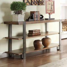 Woodbridge Home Designs Northwood Console Table & Reviews | Wayfair