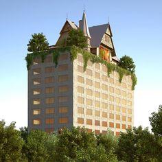 Αυτό το κτίριο είναι σουρεαλιστικό ή απλώς... χάλια;|thetoc.gr
