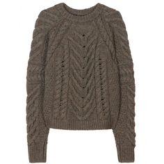 Isabel Marant - Vichy Knit Pullover