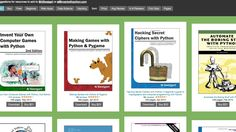 Whether you're learning in a classroom or on your own, few things beat a good library of resources for learning to code. Invent With Python houses tons of resources dedicated to learning the language, including a long list of free and cheap ebooks that yo Computer Coding, Computer Science, Programming For Kids, Computer Programming, Text Codes, Coding Tutorials, Coding Languages, Python Programming, Coding For Kids