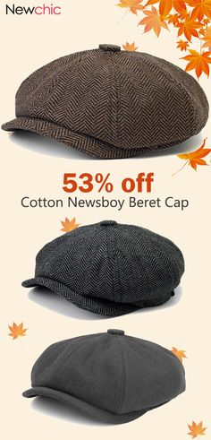 Thenice Mens Vintage Style Flat Cap Gatsby Ivy Caps Irish Hunting Hats Army Gre
