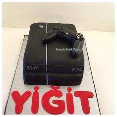 Playstation cake