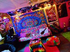 hippie room - Hippie Bedroom Ideas