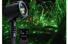 The star shower laser lights bring joy and happiness to everyone's face setting the tone for what is to be a great night. Laser Christmas Lights, Christmas Light Show, Christmas Garden, Outdoor Christmas, Broad Lighting, Star Shower Laser Light, Star Laser, Shower Lighting