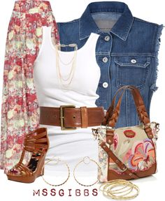 """Hawaiian Vacay"" by mssgibbs on Polyvore"