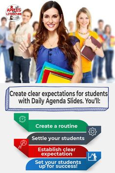 Every classroom needs a routine: these Daily Agenda Slides will save you the hassle of creating yours from scratch. You have the power to choose between editable PowerPoint and Google Slides templates for super convenient classroom management.