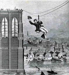 The Great Bridge: An Essential History of the Brooklyn Bridge