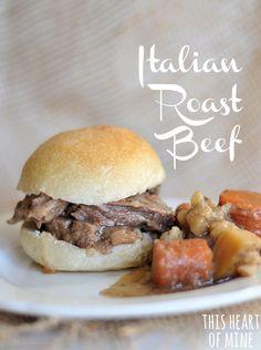 Recipe: Italian Roas