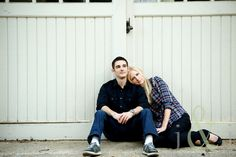 J&J Weddings: Check out the rest of their engagement session at http://jandjweddings.com/