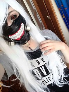 Kaneki /Girl/ Cosplay                                                                                                                                                                                 More