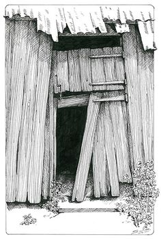 pen and ink drawings - Google Search                                                                                                                                                                                 More