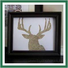 Deer Sparkle Artwork
