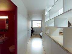 BU - Transformation and Creation of two Apartments - A project by bunq architectes