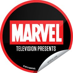 Marvel TV Presents at Comic-Con 2013 Sticker   GetGlue
