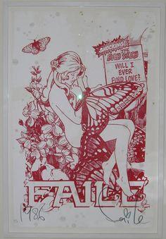 Butterfly Girl - Faile