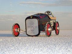 Salty Peddle Car