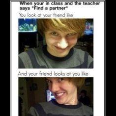 I so do this.